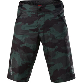 Troy Lee Designs Skyline Cycling Shorts Men olive